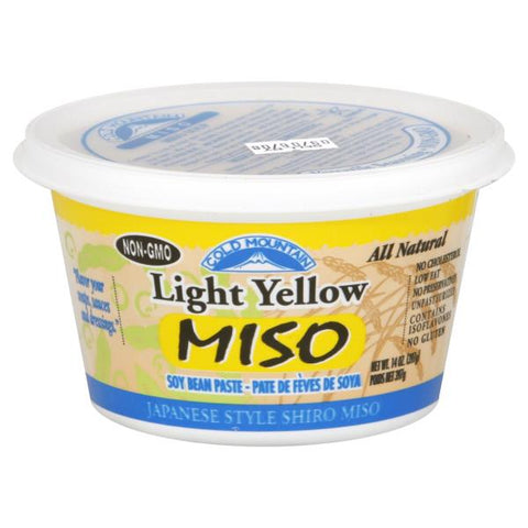 Cold Mountain Light Yellow Miso, 397g