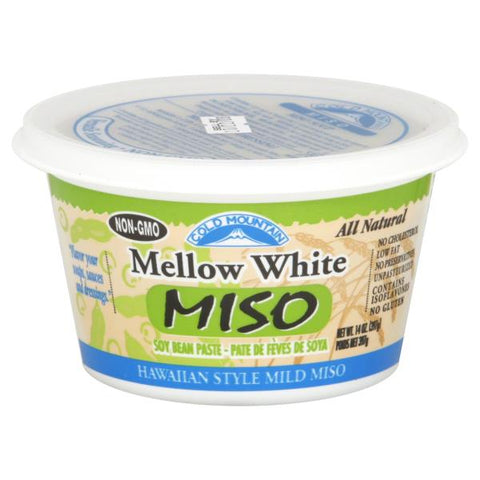 Cold Mountain Mellow White Miso 397g