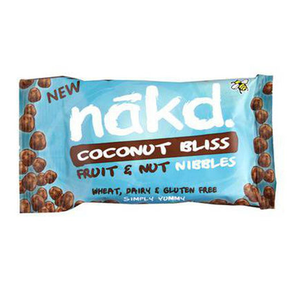 COCONUT BLISS NIBBLES 40G