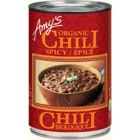Amy's Chili - Spicy 398 ml