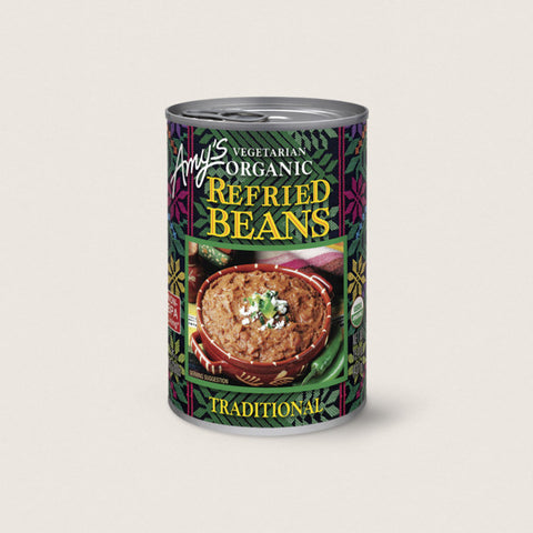 Refried BEANS TRADITIONAL 398 ml SPECIAL