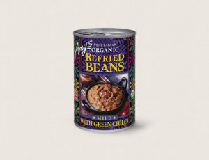 Refried Pinto with Green Chilies 398 ml SPECIAL