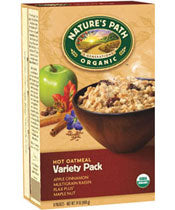 Nature's Path Hot Oatmeal Variety Pack
