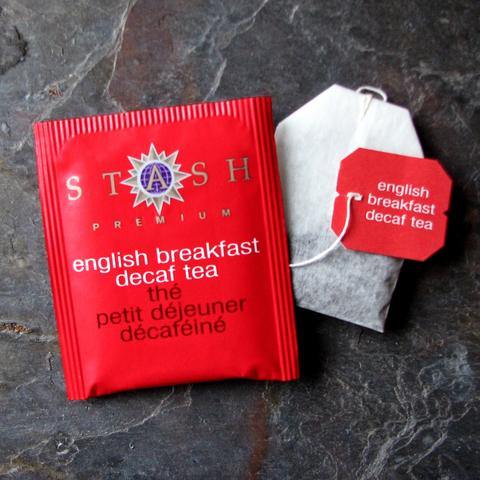 Decaf English Breakfast 18 ct