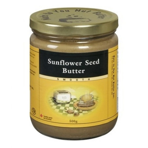 Sunflower Seed SMOOTH 500g
