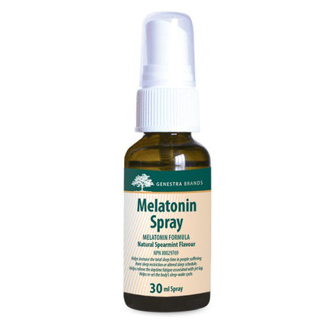 MELATONIN SPRAY 30ML