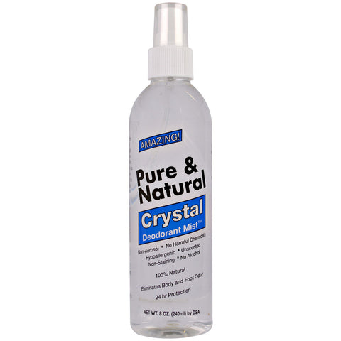 PURE&NATURAL CRYSTAL DEO MIST 180ml