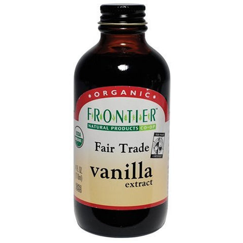 Vanilla (no alcohol), Fair Trade 59 ml