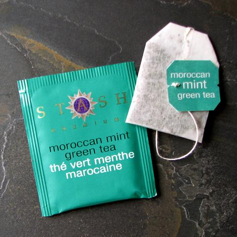 Moroccan Mint Green 20 ct