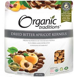 DRIED BITTER APRICOT KERNELS 227G
