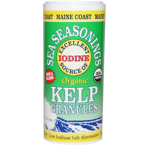 SEA SEASONINGS KELP GRANULES 1.05 OZ