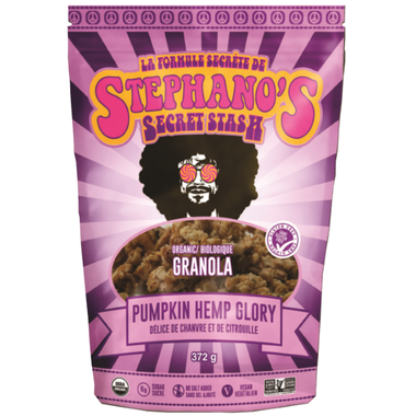 stephanos pumpkin hemp glory