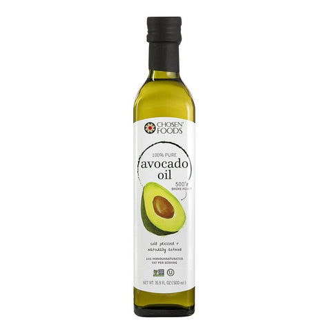 CHOSEN FOODS Avocado Oil 500ml
