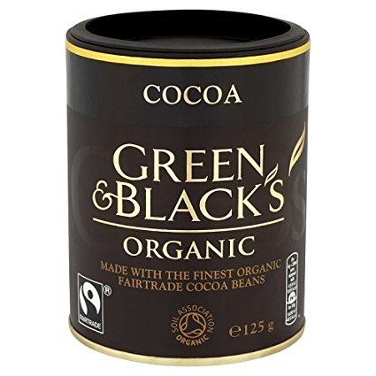 ORG. FAIR TRADE COCOA POWDER 125G