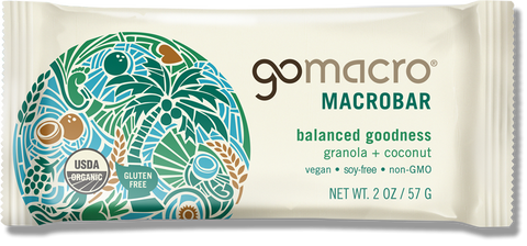 GRANOLA + COCONUT BAR 57G