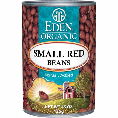 Small Red Beans 398 ml