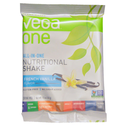 VEGA ONE NUTRITIONAL SHAKE FRENCH VANILLA 41 g