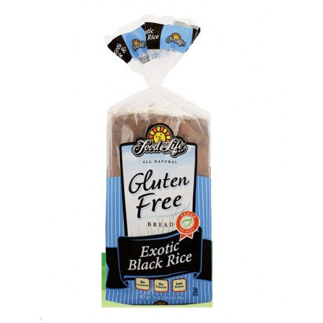 GF Exotic Black Rice Bread 680g