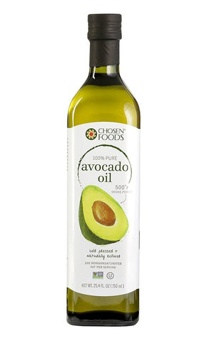AVOCADO OIL 750ML