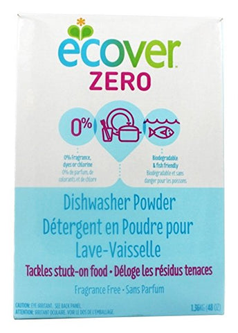 Ecover Natural Dishwasher Powder 48 oz