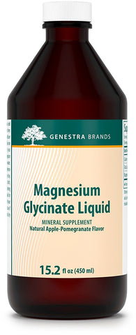 GENESTRA MAGNESIUM GLYCINATE LIQUID