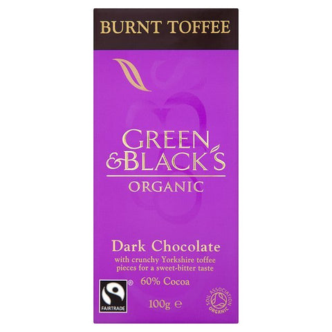 BURNT TOFFEE
