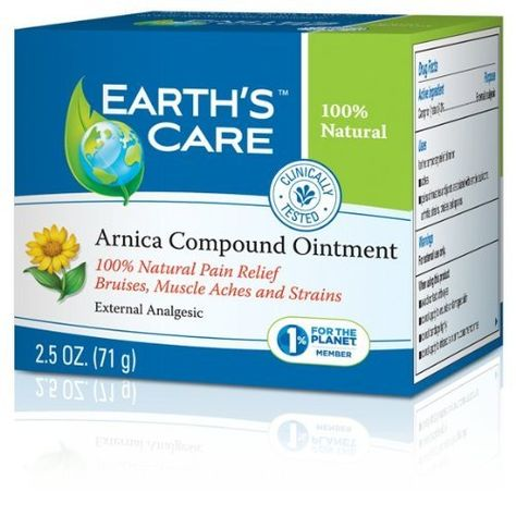 Earth's Care Arnica Compund Ointment