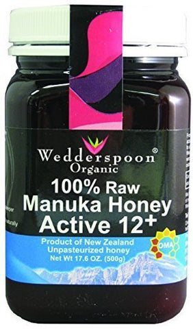 MANUKA HONEY ACTIVE 12+ -500G