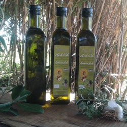 Silver Leaf Extra Native Olive Oil 1L