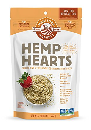 maintoba hemp hearts 227g
