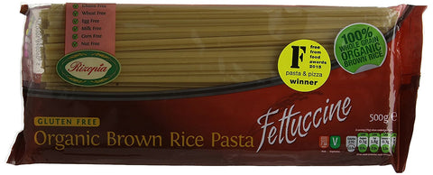 BROWN RICE FETTUCCINE ORG