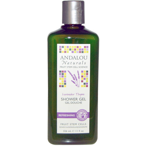 LAVENDER THYME SHOWER GEL 326 ML