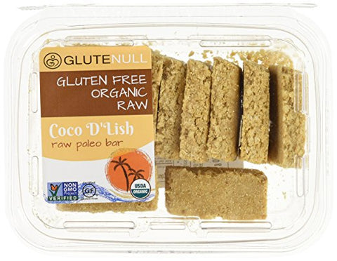 raw coco dlish bar