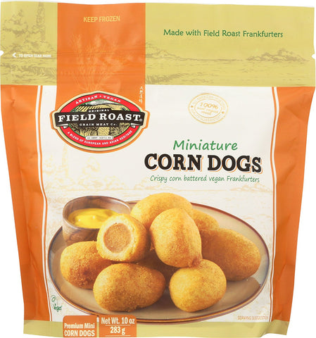 MINIATURE VEGAN CORN DOGS 283G
