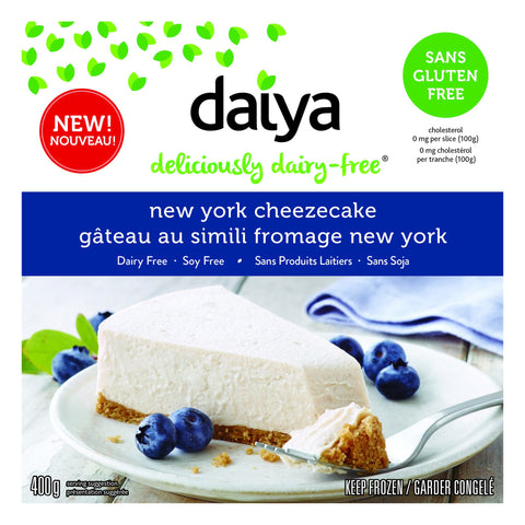 BLUEBERRY CHEESECAKE -800G D FREE