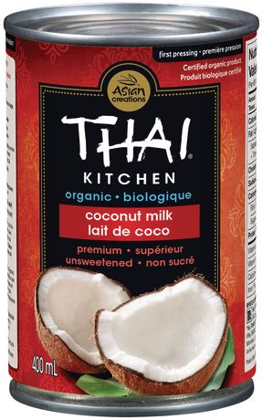 ORG. COCONUT MILK 400 ml