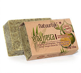 cold press soap erba fresca