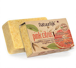 cold press soap pink citrus