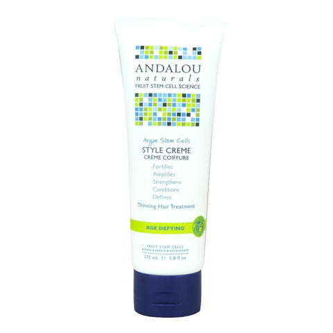 ARGAN STEM CELLS STYLE CREME 172ML