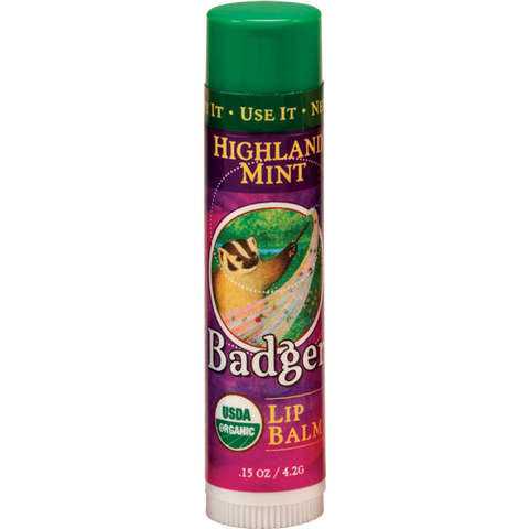 Highland Mint Lip Balm