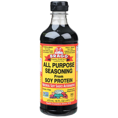Liquid Aminos SOY SEASONING 473 ml