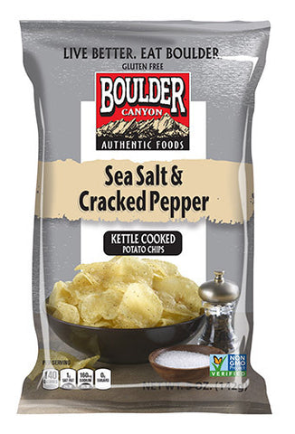 Boulder Sea Salt Pepper