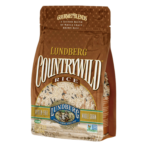 Lundberg Countrywild Brown Rice Blend 454g