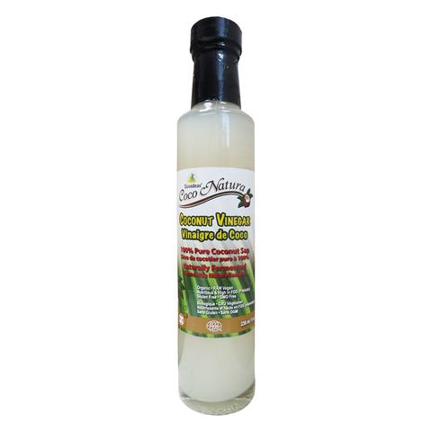 Coco Natura Coconut Vinegar 236mL
