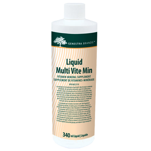 GENESTRA Liquid Multi Vite Min 340ml