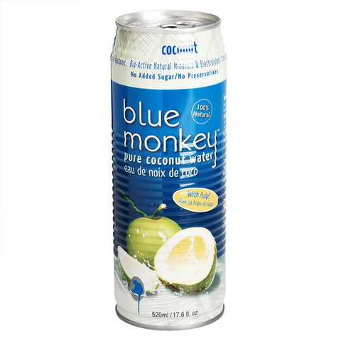 BLUE COCONUT WATER WITH PULP 520 ML