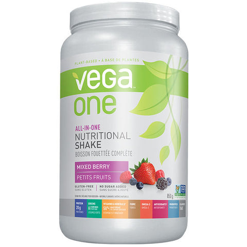 VEGA ONE ALL IN ONE MIXED BERRY 850G
