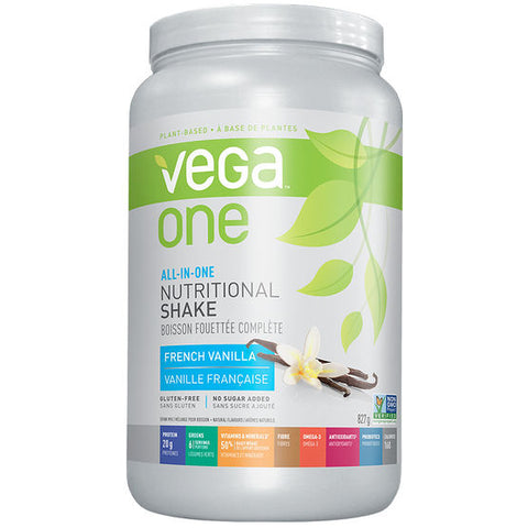 Vega One all-in-one Shake French Vanilla 827g