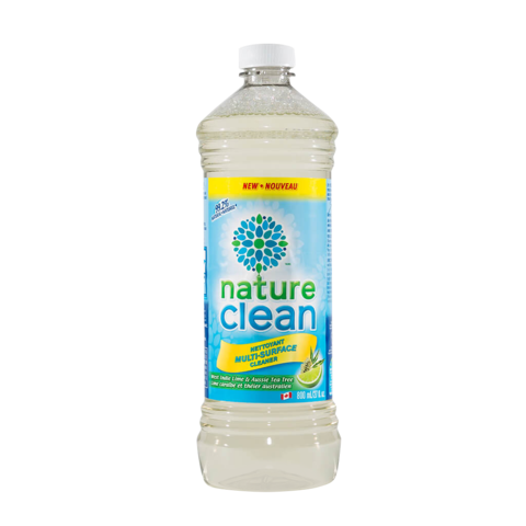 NATURE CLEAN MULTI SURFACE CLEANER 800 ML