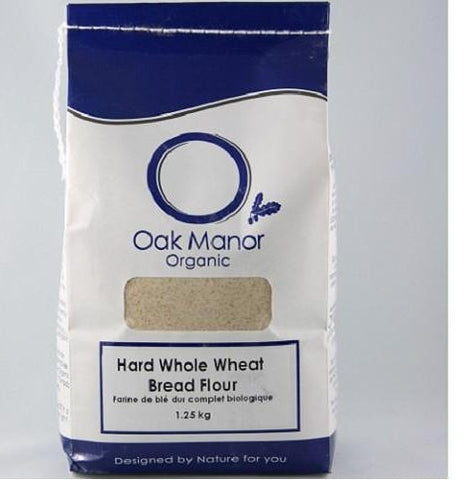 Whole Wheat Hard Bread 1.25 kg